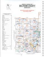 Map Image 105, Beltrami County 2003